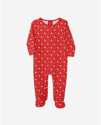 LFC Baby Hello Kitty Sleepsuit