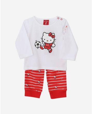 Pijama LFC Bebé Hello Kitty