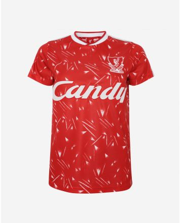 LFC Retro Womens Candy Home Shirt
