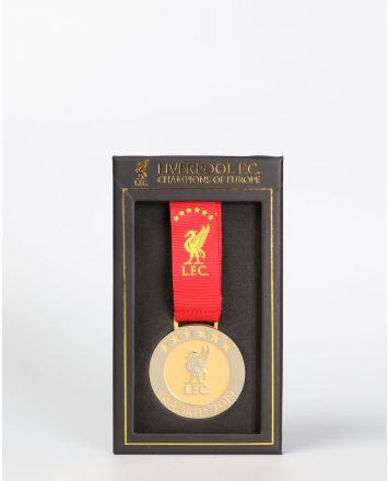 LFC Medaille UEFA Champions League Madrid 2019