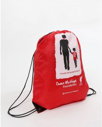 LFC Owen McVeigh Drawstring Bag