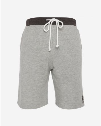 SWEAT SHORT GREY MARL (CHANGE ME)