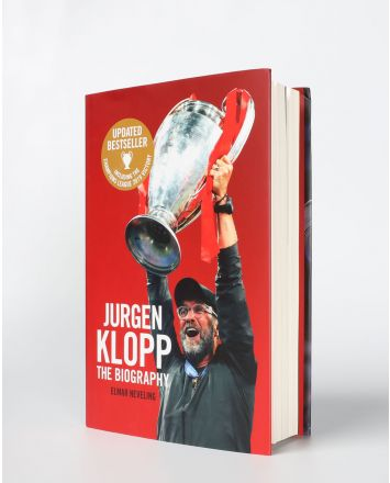 หนังสือ LFC Jurgen The Biography Reissue