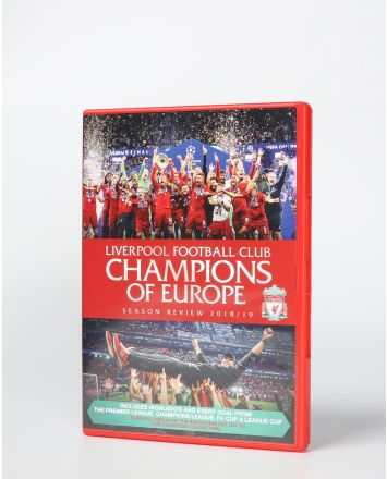 LFC Season Review 2 Disc Blu-Ray 18/19