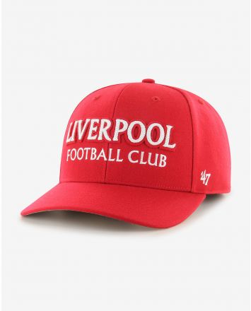 LFC Adults '47 MVP DP Chain Link Script Red Cap