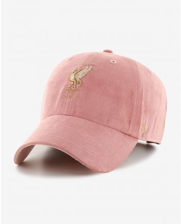 LFC casquette '47 Suede Clean Up rose femme