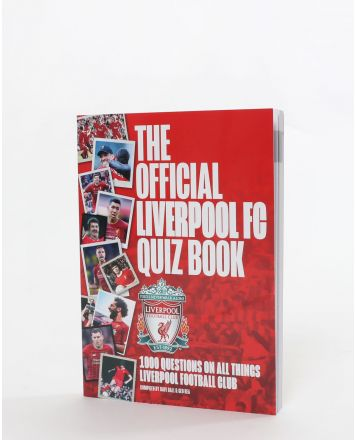 LFC Liverpool Quiz Book 19/20
