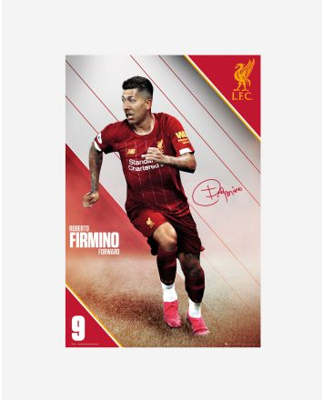 LFC Firmino 19/20 Poster