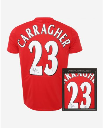 LFC '23' Carragher 2005 Boxed Shirt