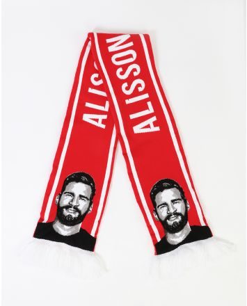 LFC Player Scarf Becker