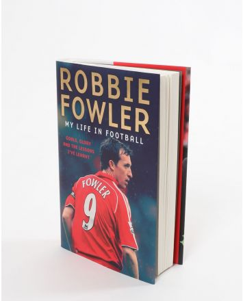 LFC Buch Robbie Fowler: My Life In Football