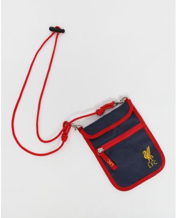 LFC Junior Navy Pouch Bag
