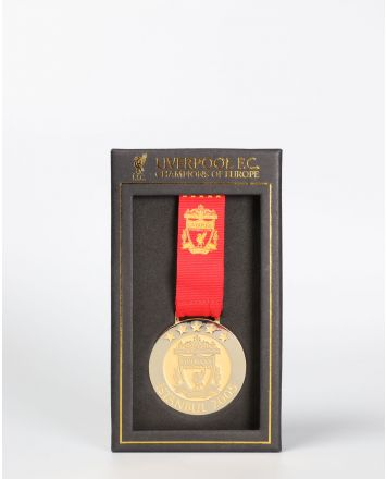 LFC Istanbul 05 Medaille