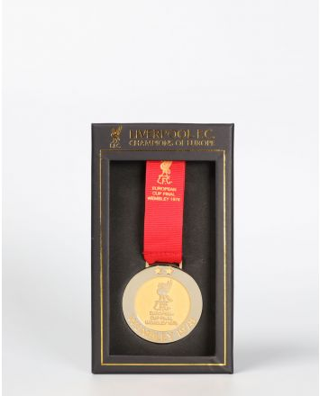 Liverpool FC Wembley Medaille 1978