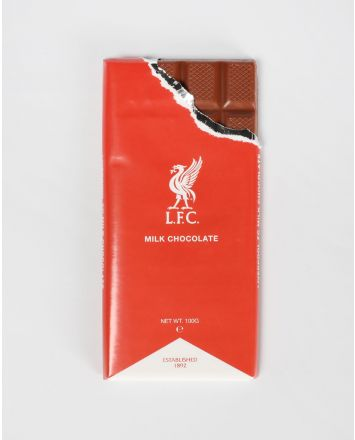 Liverpool FC Milk Chocolate Bar