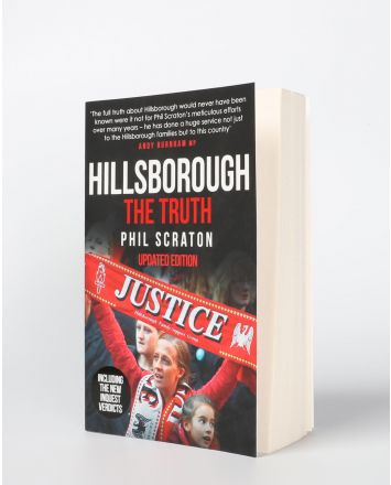 Hillsborough The Truth, le Livre