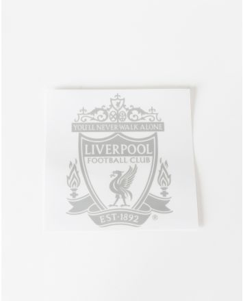 LFC Small Crest Car Sticker