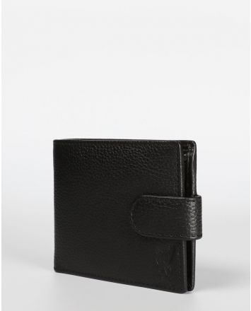 LFC Black Leather Wallet