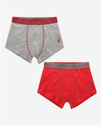 LFC Mens Two Pack Boxed Boxer Shorts