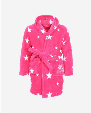 LFC Junior Classic Dressing Gown