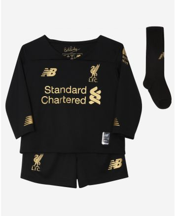 LFC Infant Home Goalkeeper Kit 19/20