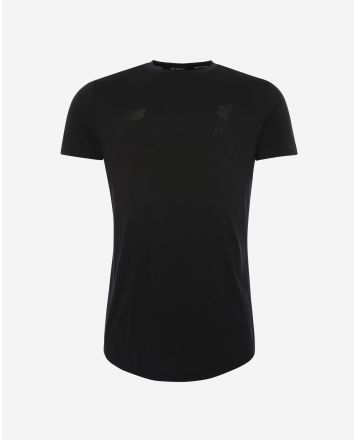 LFC Junior NB Street Training Black Tee