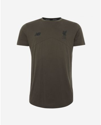 LFC Junior NB Street Training Green Tee