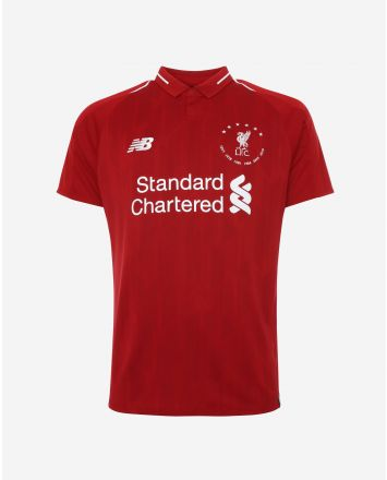 Camiseta LFC NB Champions Junior Europa 18/19