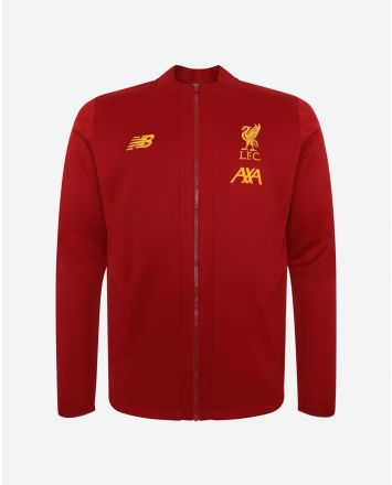 LFC Mens Red Pre Game Jacket 19/20