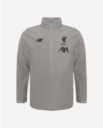 LFC Mens Grey Base Storm Jacket 19/20