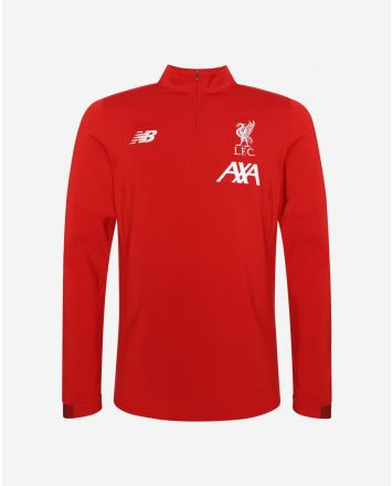 LFC Mens Red On Pitch Long Sleeve Midlayer 19/20