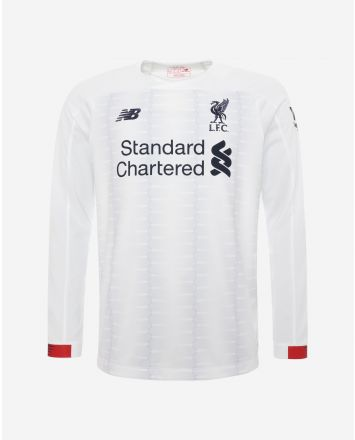 LFC Mens Long-Sleeve Away Shirt 19/20