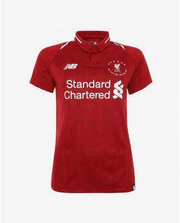 LFC maillot NB des champions d'Europe 18/19 (femme)