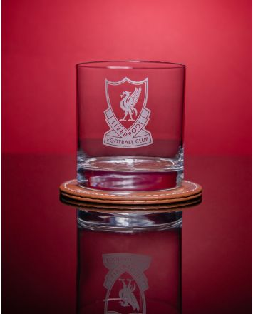 LFC Whiskey Glass For One Gift Set