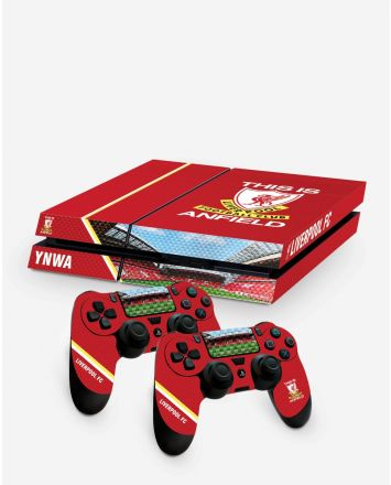 LFC PS4 Skin Bundle