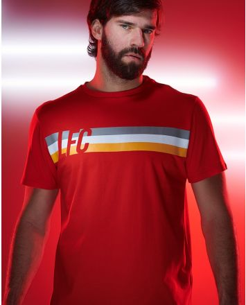 LFC t-shirt rouge homme