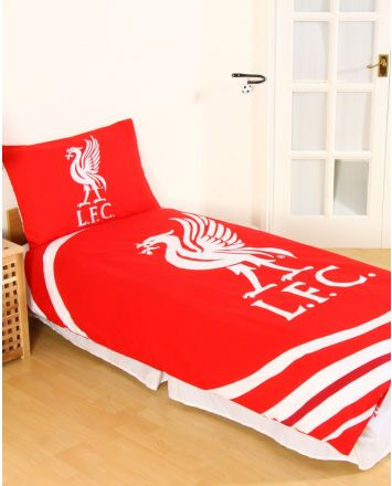 LFC Single Duvet Set
