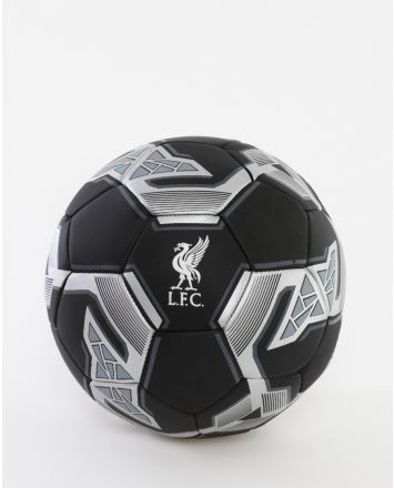 LFC Black & Silver Size 5 Football