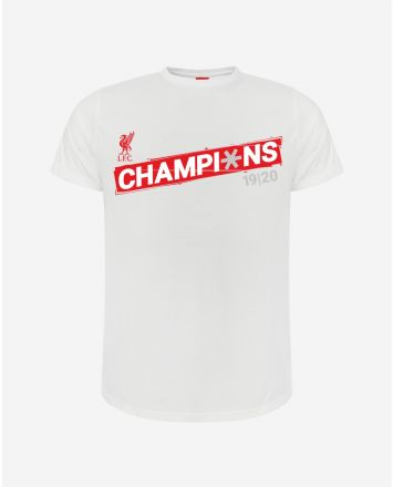 LFC Adults Premier League Champions 19-20 Asterisk Tee