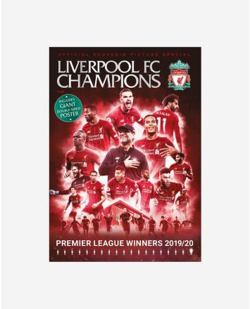 LFC Premier League Champions 19-20 Magazine