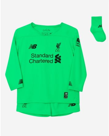 LFC Baby Alternate Goalkeeper Kit 19/20