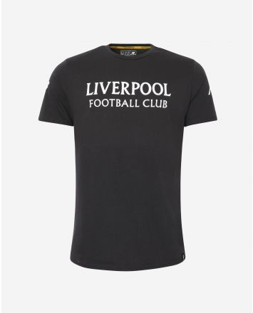 LFC NB Junior Dark Grey Travel Graphic Tee 19/20