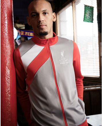 LFC Adult Retro 1986 Crown Paints Track Jacket
