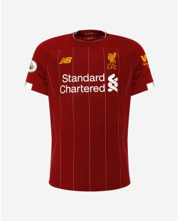 LFC Mens 19/20 Champions Home Shirt