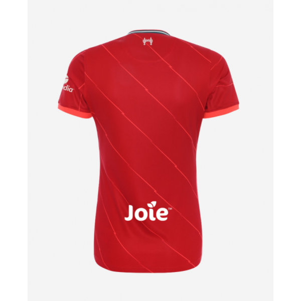 Clothing|Liverpool Nike LFCW WOMENS FIT Home Stadium Jersey 21/22